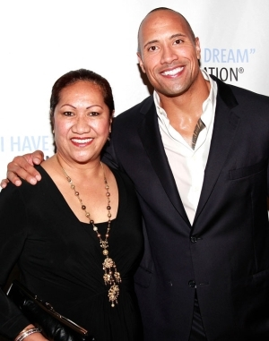 The Rock, Dwayne Johnson's Mom And Cousin Involved In Car Accident (See The Horrific Pics)